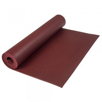 Коврик для йоги Elements бордовый