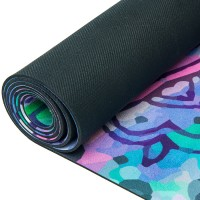 Коврик для йоги Акварель 1830*610*3,5 мм