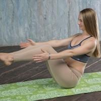 Коврик для йоги Слоники 1730*610*3,5 мм