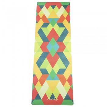 Коврик для йоги Геометрия 1830*610*3,5 мм
