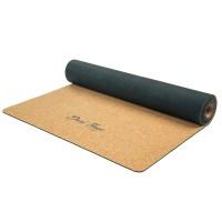 Пробковый коврик для йоги Mantra