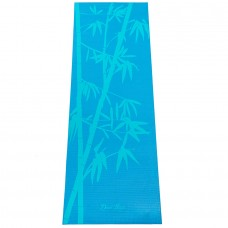 Коврик ПВХ для йоги Бамбук