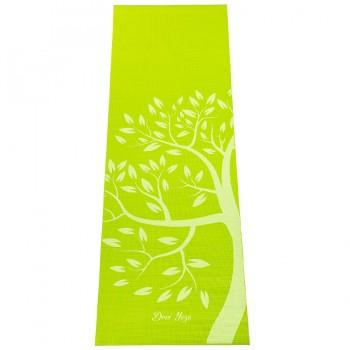 Коврик ПВХ для йоги Дерево