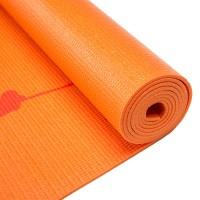 Коврик ПВХ для йоги Сакура
