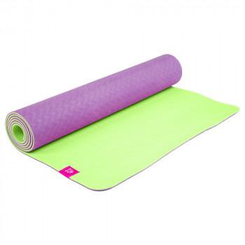 Коврик для йоги ТПЕ Инжир