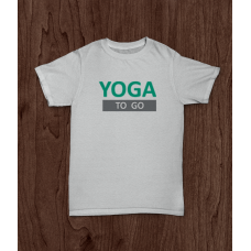 "Футболка ""Yoga to Go"""